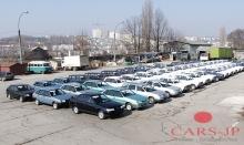 Минпромторг прогнозирует рост автомобильного рынка РФ на 40%