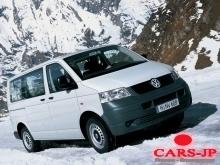 Volkswagen отмечает рекордные продажи коммерческих авто