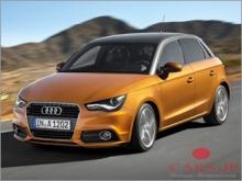 Audi A1 Sportback выходит на европейский рынок
