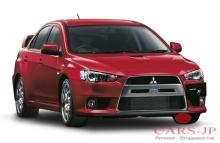 В РФ стартовали продажи нового Mitsubishi Lancer