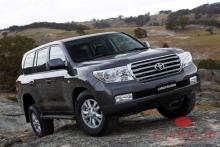 Новый Toyota Land Cruiser 200 теперь и в России