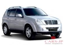 Начало продаж в России новых автомобилей SsangYong
