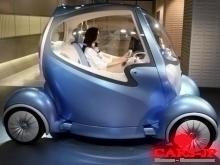 Новый Pivo 3 от Nissan представят в Токио