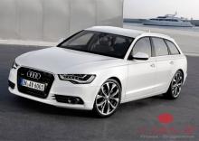 В России начался прием заказов на гибридный Audi A6