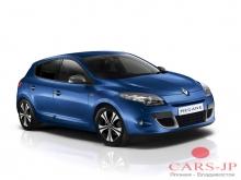 Renault привезет в Россию «заряженный» Megane