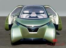 Nissan представил на всеобщее обозрение новый Pivo3