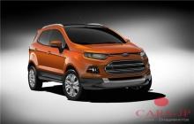 Компания Ford представила новый EcoSport