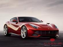 Компания  Ferrari представила самую мощную модель