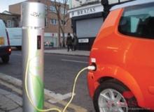 В России появятся экспресс-подзарядки для электромобилей