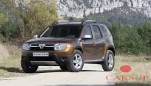 Объявлены российские цены на Renault Duster