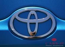 В 2012 году Toyota планирует увеличить свои продажи на 14%