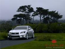 Lexus презентует на российском рынке GS нового поколения