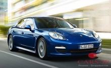 """Гибридный хэтчбек Porsche Panamera станет """"подключаемым"""""""