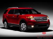 Российские дилеры принимают заказы на новый Ford Explorer