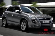 Стали известны цены на Peugeot 4008
