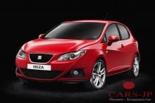 SEAT выводит на российский рынок новую версию Ibiza