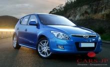 Объявлены российские цены на новый Hyundai i30