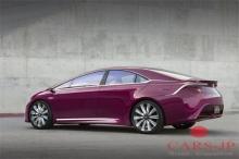 Продажи гибридов Toyota и Lexus превышают 4 миллиона
