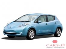 Дальность пробега Nissan Leaf увеличат
