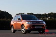 Mitsubishi заявил об выпуске гибридной модели Outlander