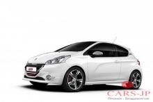 """У """"заряженного"""" Peugeot 208 появилась первая спецверсия"""