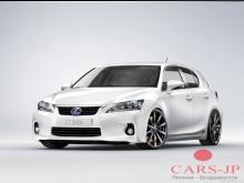 Lexus везет в Женеву бюджетную новинку