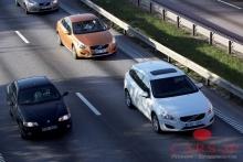 Volvo показал автомобили с автопилотом