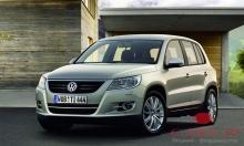 Обновленный Volkswagen Tiguan готов к премьере